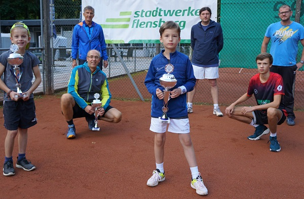 Family Cup 2020 3 Siegerteams
