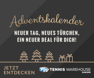 Tennis Warehouse Europe Advent