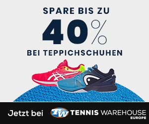 Tennis Warehouse Europe - Hallenschuhe