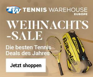 Tennis Warehouse Europe - Christmas Sale