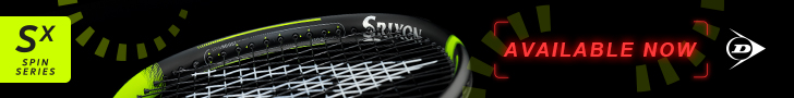 Dunlop SX Racketserie