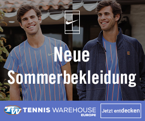 Tennis Warehouse Europe - Nike Sommerkollektion