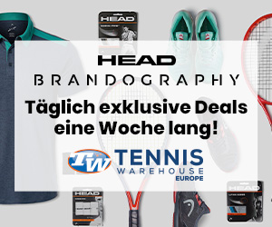 Black Friday bei Tennis Warehouse Europe