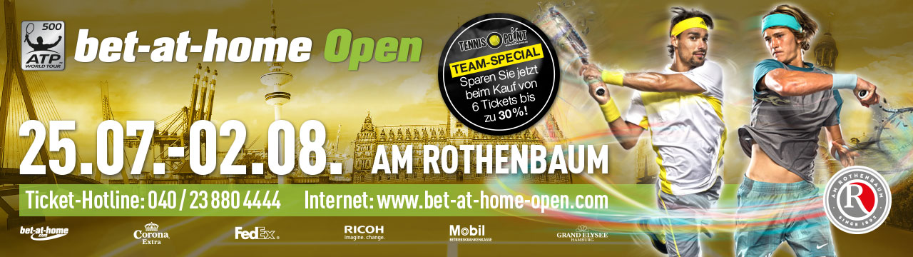bet at home tennis turnier